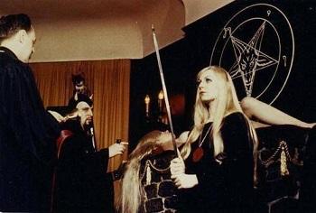 Anton and Diane LaVey, Satanic Ritual