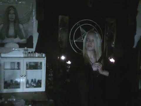Venus Satanas Invocation