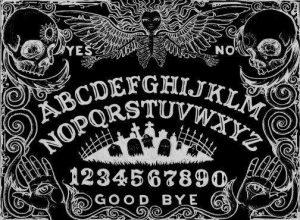 Ouija Board Summoning