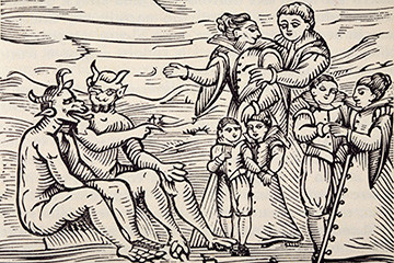 Medieval Satanic Panic