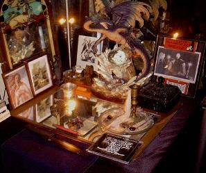 Satanic Ritual Space 2009