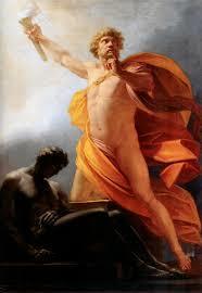 Luciferian Prometheus