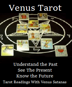 Venus Tarot Readings