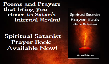Spiritual Satanist Prayer Book Now Available