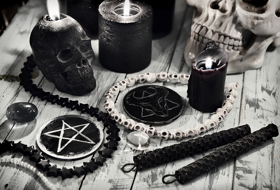 Satanic Ritual And Witchcraft